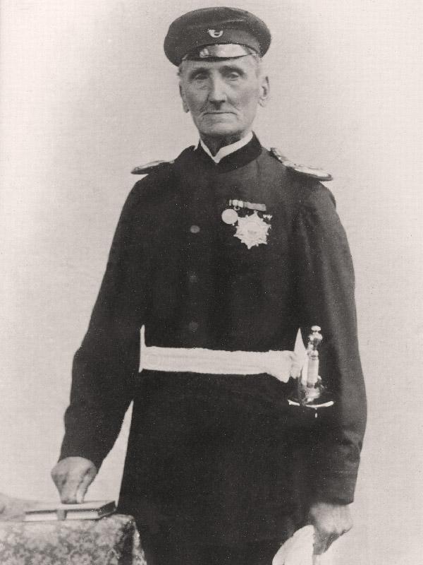 Hauptmann Johann Wette